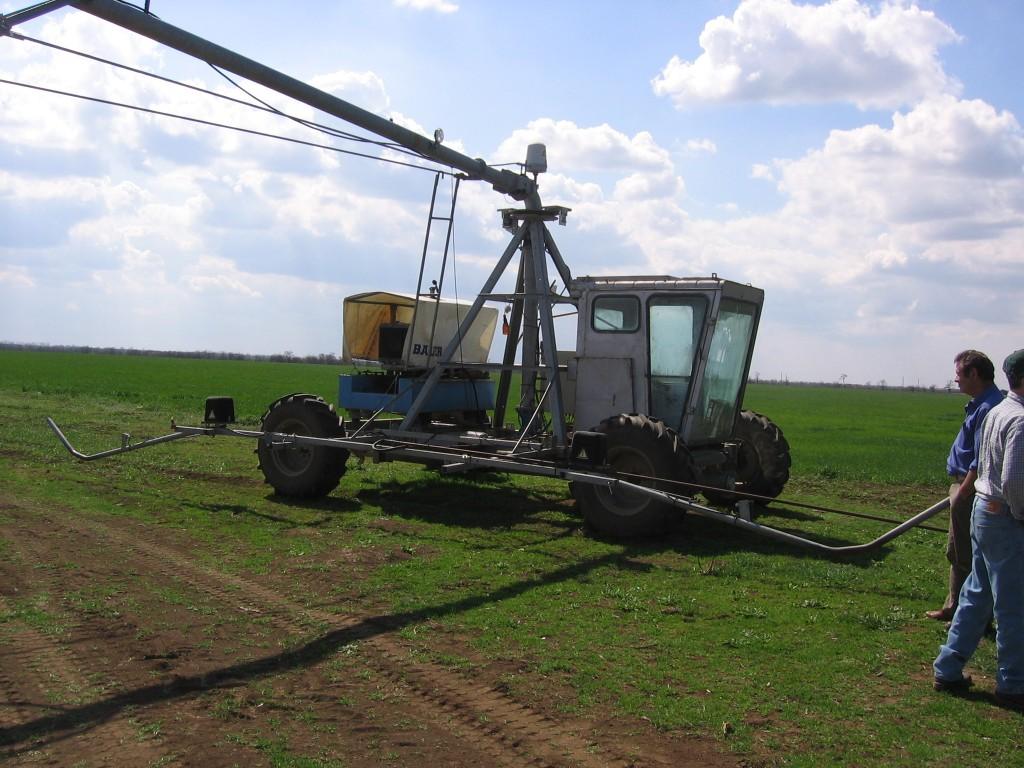 Ukraine Carrot Projects
